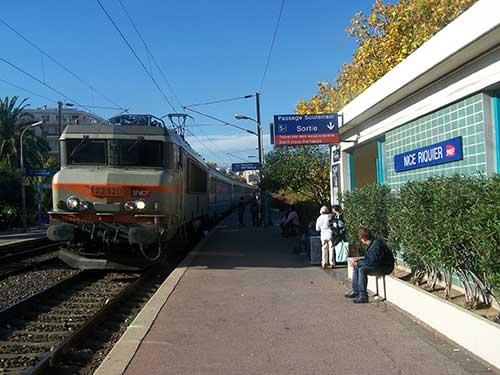 train Nice