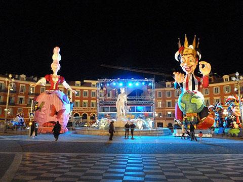 Carnival Nice Massena